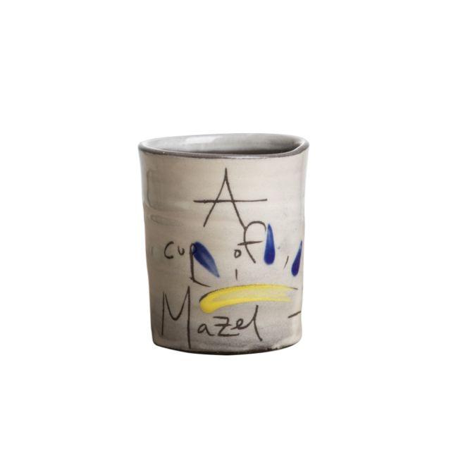 A Cup of Mazel by Z Pots