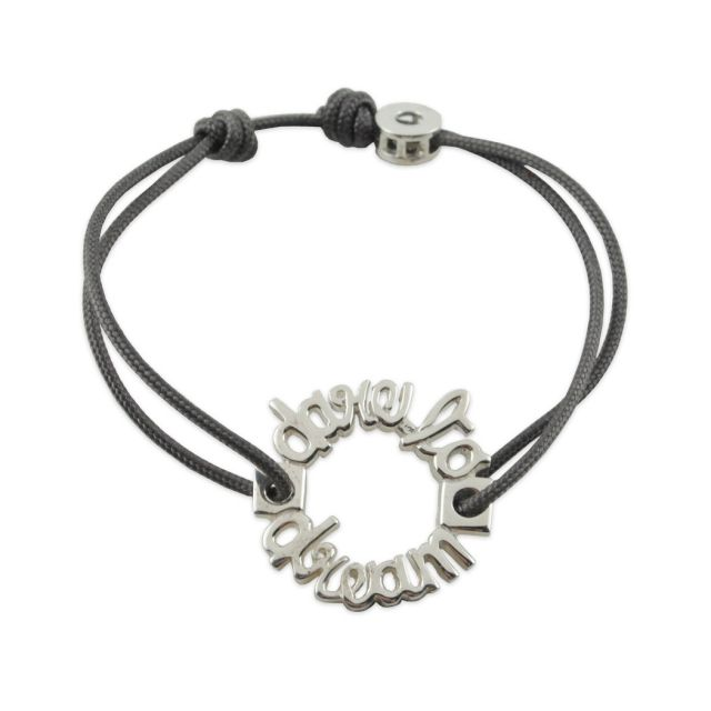 Dare to Dream Bracelet by Catherine Zadeh for the Jewish Museum