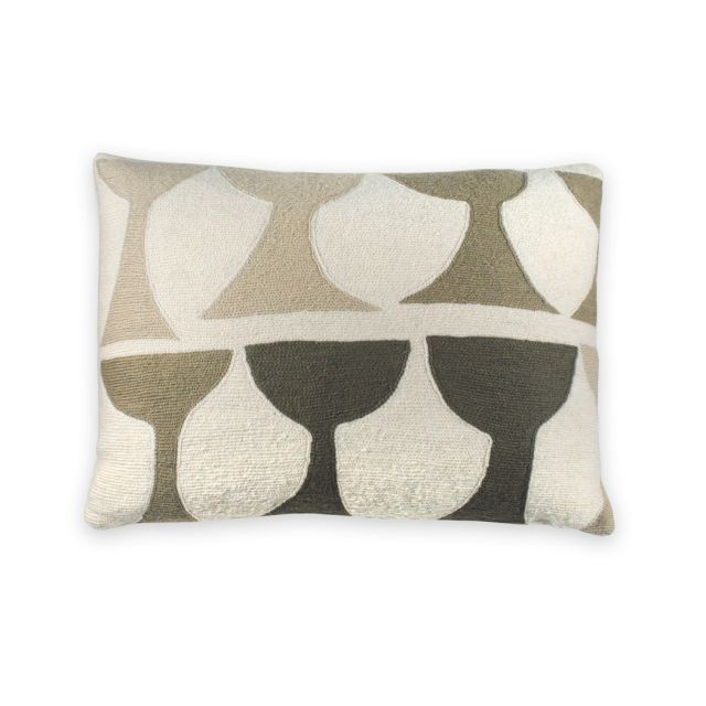 Goblets Passover Pillow by Judy Ross Textiles