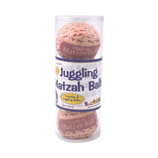 Juggling Matzah Balls