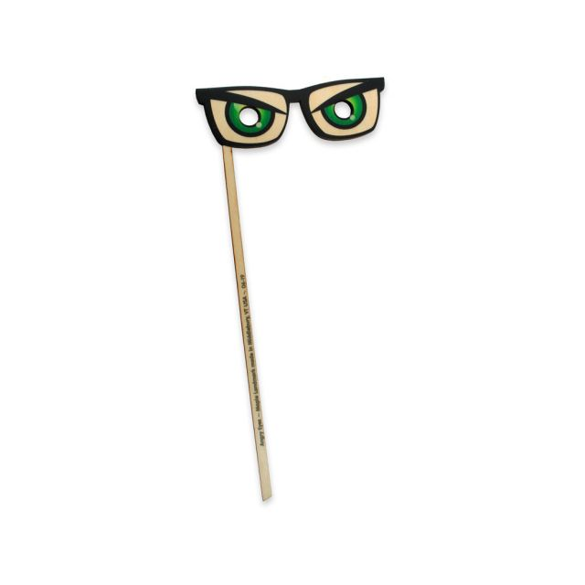 Purim Silly Stick: Angry Eyes/Starlit Eyes