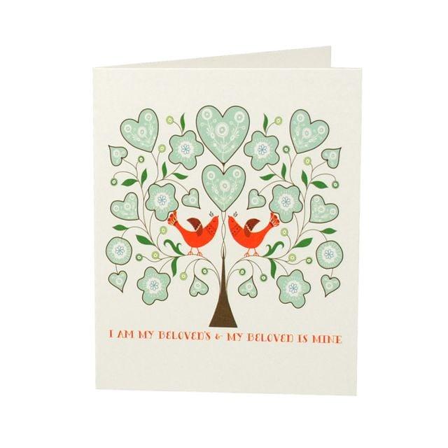 Wedding Notecard: My Beloved