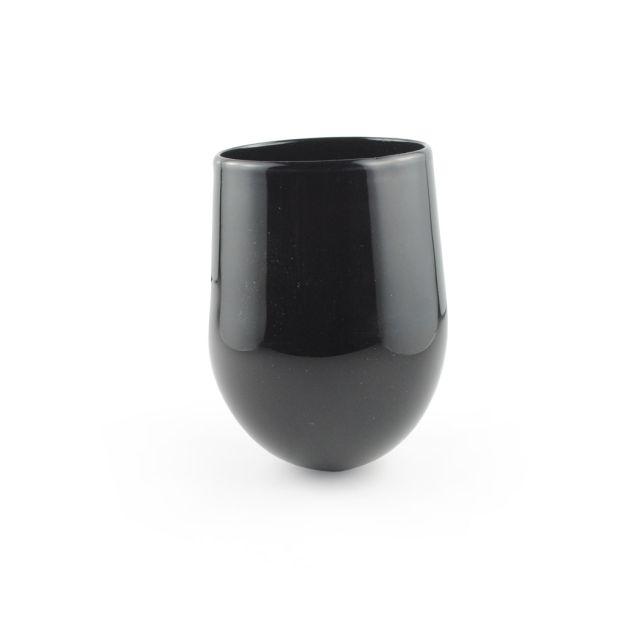 Wedding Smash Glass by Shardz: Black