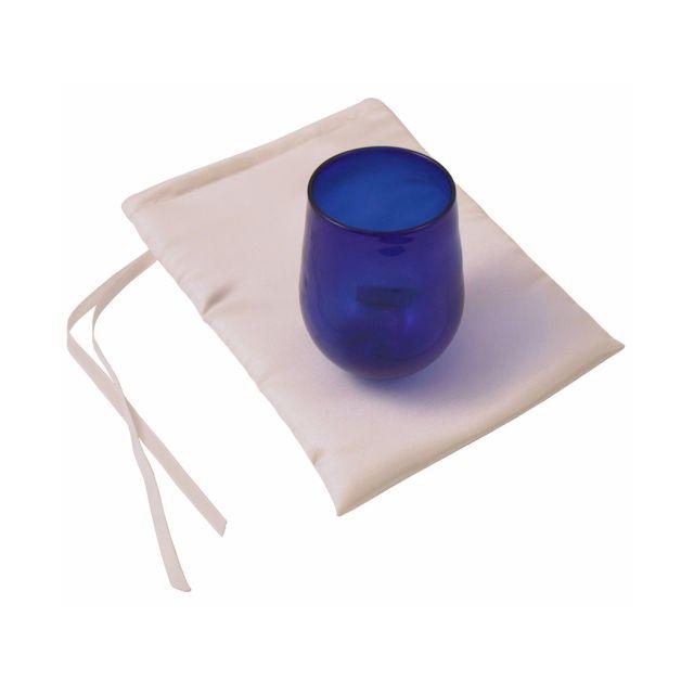 Wedding Smash Glass by Shardz: Cobalt